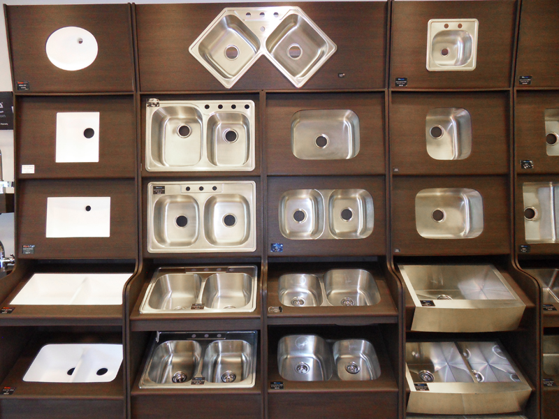 Ebanisteria neftali fregaderos para tus gabinetes for Fregaderos de porcelana para cocina