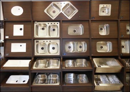 Ebanisteria neftali fregaderos para tus gabinetes - Modelos de fregaderos ...